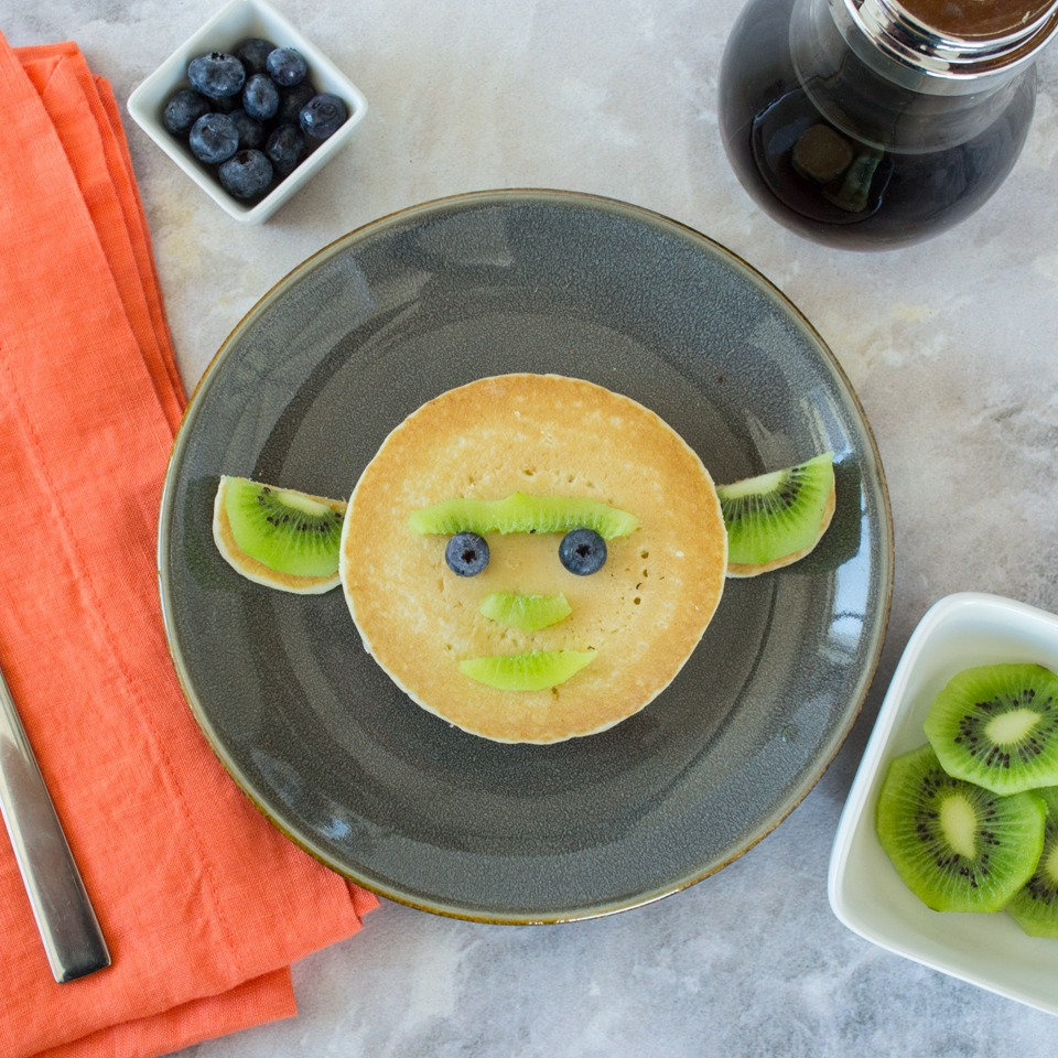 Pancake Yoda - View Recipe