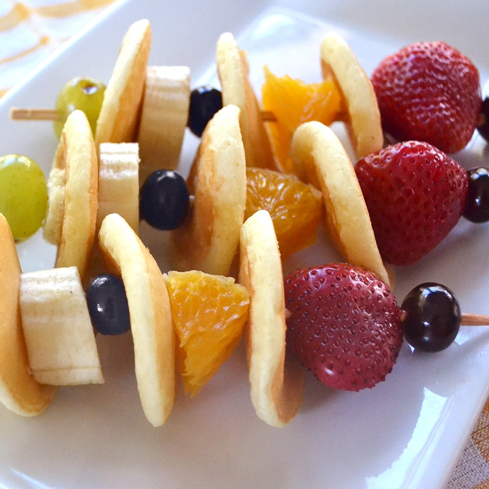 Mini Fruit Kabobs - View Recipe