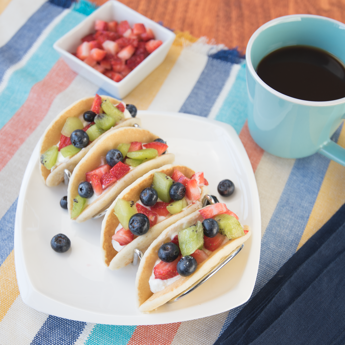 Fruit Tacos - View Recipe