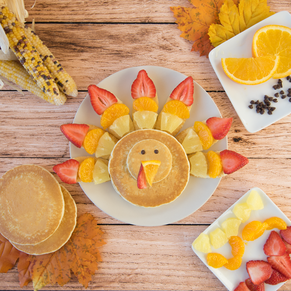 Pancake Turkey - View Recipe